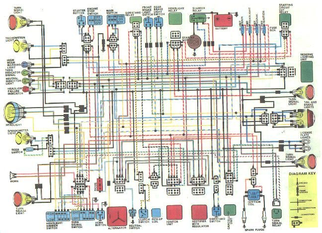 Xs 650 Sk 1983 Heritage Special
